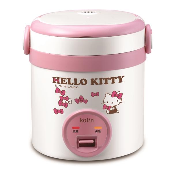 歌林HelloKitty隨行電子鍋(1人)